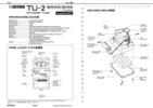 Thumbnail Roland service manual tu2 tu-2 complete