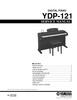 Thumbnail Yamaha ydp-121 ydp121 ydp complete service repair manual