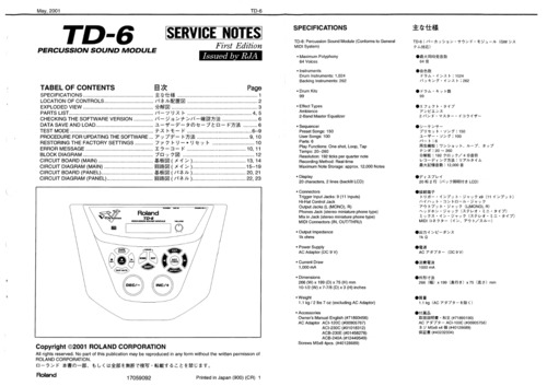 Roland Manual  U2013 Page 2  U2013 Best Repair Manual Download