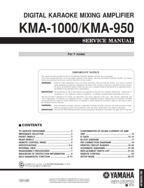 Yamaha Kma Price