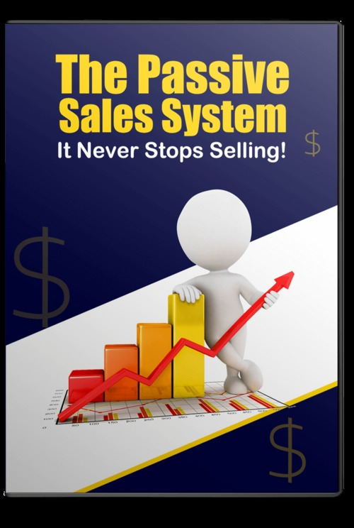 Pay for The Passive Sales System
