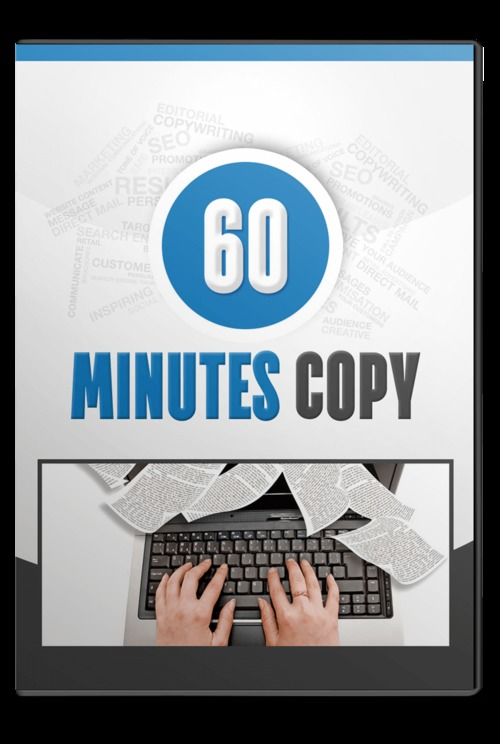 Pay for 60 Minute Copywriting