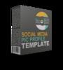 Thumbnail Social Media Picture Profile Templates