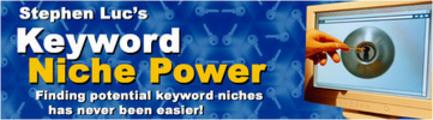 Thumbnail Keyword Niche Power Tool