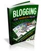 Thumbnail Blogging For Maximum Profit