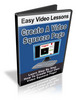 Thumbnail Create Video Squeeze Page