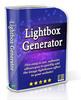 Thumbnail LightBox Generator