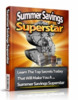 Thumbnail Summer Savings -PLR ebook-