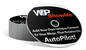Thumbnail Wordpress Show Me Plugin