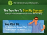 Thumbnail Blogging For Profits + 2000 PLR articles + ARTICLE SUBMITTER