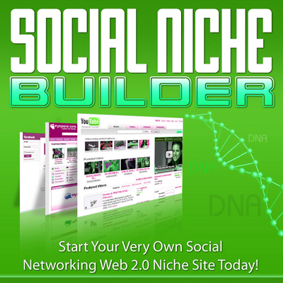 Pay for Social Niche Builder