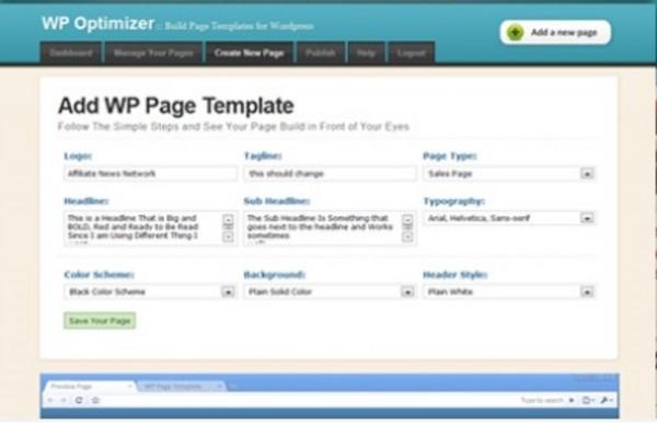 Pay for Wordpress Optimizer