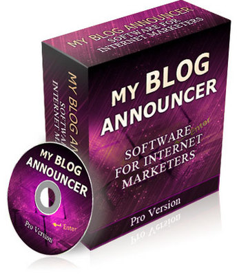 Pay for My Blog Announcer
