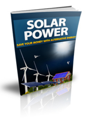 Pay for Solar Power