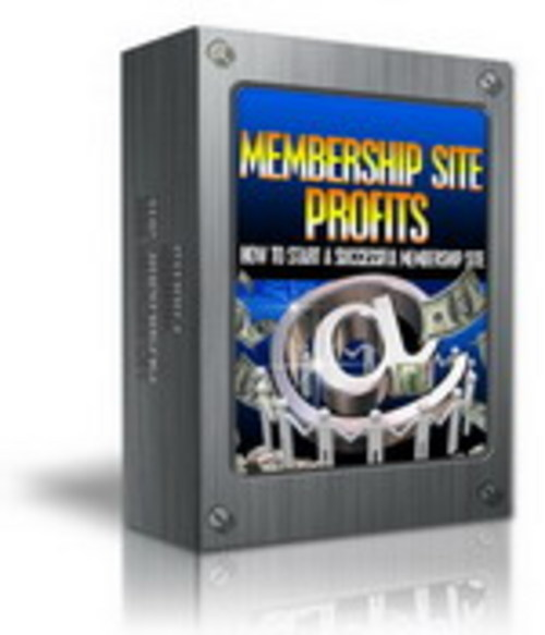 Pay for How to Start a Succesful Membership Site
