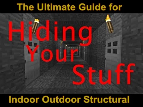 Pay for Hiding Your Stuff - The Ultimate How To Guide