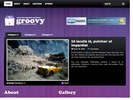 Thumbnail wordpress premier theme(Groovy Blog)