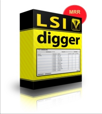View LSI Digger MRR (Master Resale Rights) in my tradebit store