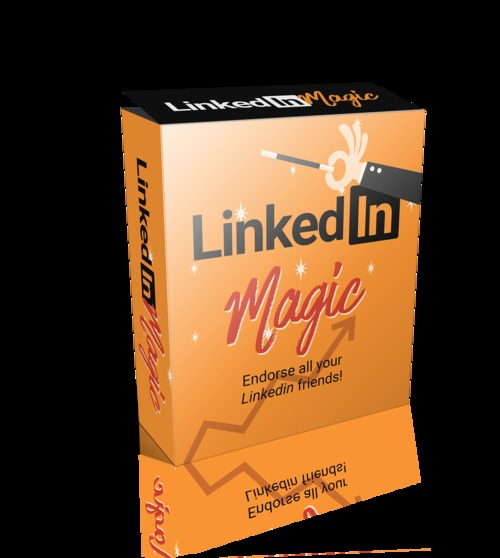 Pay for Linkedin Magic 2016 /Automatically Endorse All Your LinkedIn