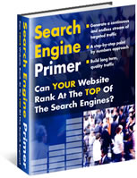 Thumbnail Search Engine Primer ebook with Master Resell Right