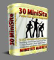 Thumbnail 30 Hot Mini Site Templates With Master Resell Rights