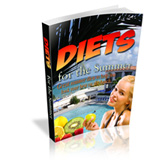 Thumbnail *NEW* Diets for the Summer With Master Resell Rights