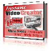 Thumbnail Instant Video Creator - Add Streaming Video to Website