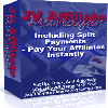 Thumbnail JV Affiliate Manager With Master Resell Rights - Set Up, Track And Automate Joint Venture Campaigns