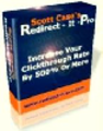 Thumbnail Redirect-It-Pro With Master Resell Rights - Dramatically Increase Your Click-Thru Rrates, Skyrocket Your Opt-In's And Boost Your Sales