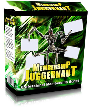 Pay for Membership Juggernaut - Build Yourself A Larger List, Recruit More Active Affiliates