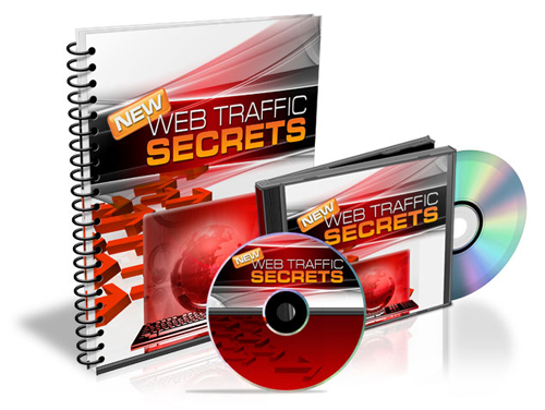 Pay for *NEW* Web Traffic Secrets Video Tutotials Generating Hordes Of Traffic With Powerful Web 2.0 Techniques