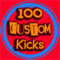 Thumbnail 100 Custom Kick Drums