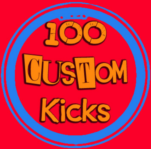 Pay for 100 Custom Kick Drums