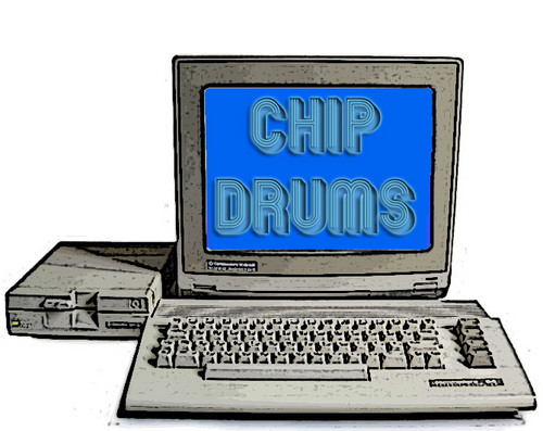 Pay for 250+ Chip Drum Samples