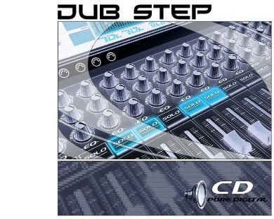 Pay for SAMPLE CD DUB STEP - PURE DIGITAL -NEW