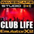 Thumbnail DJ samples - Club Life - E-MU Emulator X/X2 format