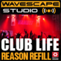 Thumbnail DJ samples - Club Life - Reason ReFill format