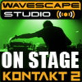 Thumbnail DJ samples - On Stage  - Kontakt 2/3 format