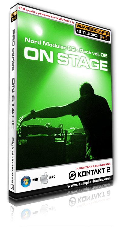 Pay for DJ samples - On Stage  - Kontakt 2/3 format