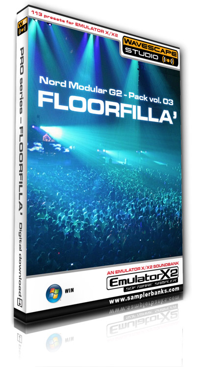 Pay for DJ samples  - Floorfilla  - E-MU Emulator X/X2 format