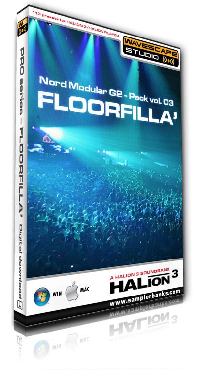 Pay for DJ samples - Floorfilla - Steinberg HALion 3  format