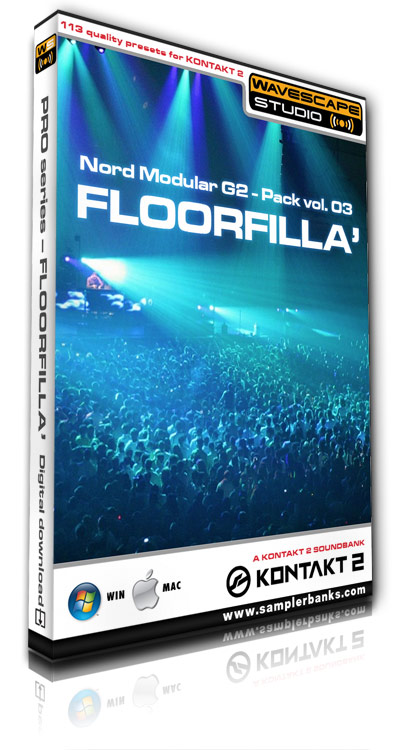 Pay for DJ samples - Floorfilla - Kontakt 2/3 format
