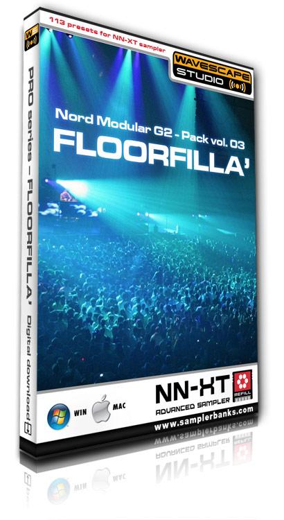 Pay for DJ samples - Floorfilla - Reason ReFill format