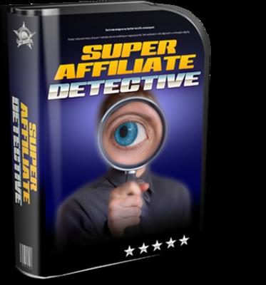 Pay for Super Affiliate Detective 2.0 - *PLR + Free Extra Bonus!*