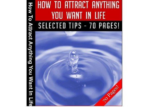 how to get anything you want pdf