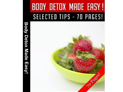 Pay for Body Detox Made Easy PDF