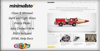 Thumbnail Minimalisto - Premium WordPress Theme