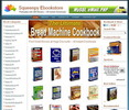 Thumbnail Wordpress Automated Ebook Store With Resell Right+200Ebooks