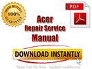 Thumbnail Acer Aspire 1350 Repair Service Manual