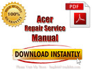 Thumbnail Acer Aspire 1400 Repair Service Manual